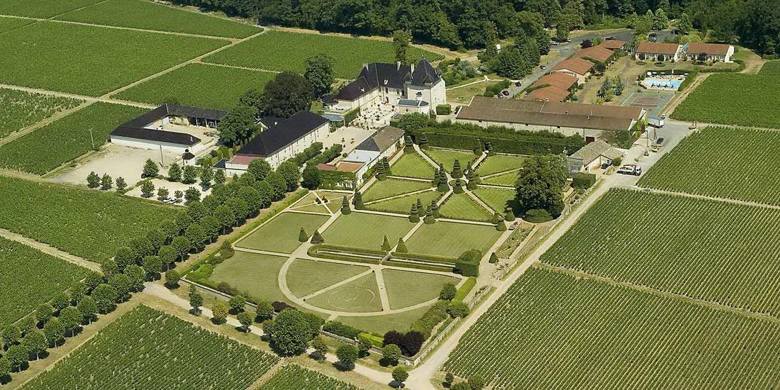Château de Pizay - Lieu partenaire de Vinextenso - Vin et évènements