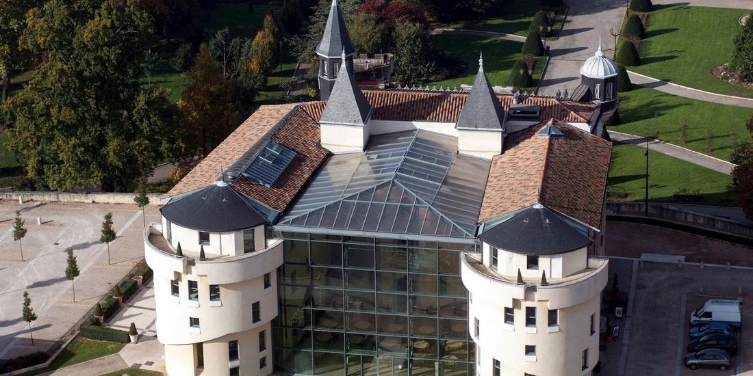Château de Saint Priest - Lieu partenaire de Vinextenso - Vin et évènements