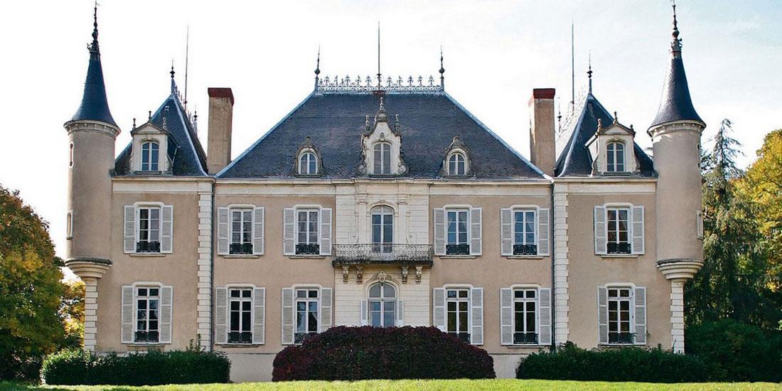 Châteauform Dareizé - Lieu partenaire de Vinextenso - Vin et évènements