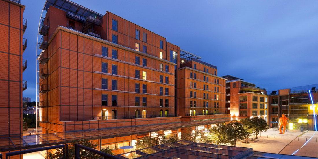 Hôtel Marriott - Lieu partenaire de Vinextenso - Vin et évènements