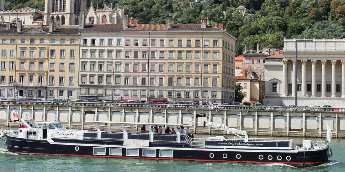 Les Yatchs de Lyon - Lieu partenaire de Vinextenso - Vin et évènements